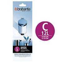 Brabantia 12 Litre Bin Liners (C)