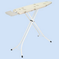 Brabantia Pebbles Ironing Board with Steel Iron Rest (110x30cm)