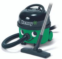 Henry Vacuum Cleaner in Green