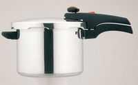 Prestige Smartplus 6lt Stainless Steel Pressure Cooker