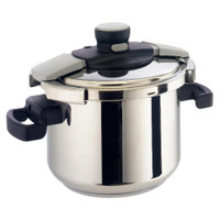 Tefal 10 Litre Clipso One Pressure Cooker