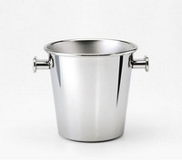 Alessi Stainless Steel Wine Cooler by Ettore Sottsass