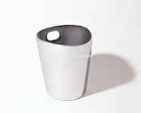 Alessi Stainless Steel Wine Cooler