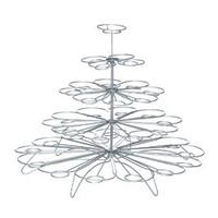 Ciroa Miniamo Wire Cupcake Tree/ Stand for 33 Cakes