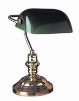 Lloytron Banker's Lamp L1159GN