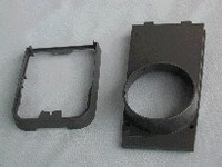 Body Trim & Gearbox Lower Cover (Dark Grey)