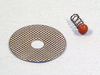 Boiler Outlet Filter & Valve