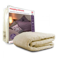 Morphy Richards 620001 Washable Fleece Heater Matress Cover