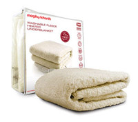Morphy Richards 6000002 Fleece Double Heated Underblanket