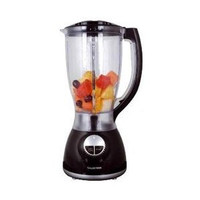 Lloytron E824BK 500w 2 ltr Blender & Mill, Black
