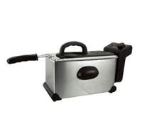 Lloytron E6610SS 3.5ltr Stainless Steel Oblong Fryer