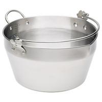 KitchenCraft Maslin Stainless Steel Jam Pan