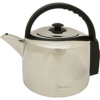 Swan SWK235 Traditional Catering kettle 3.5Ltr - Stainless Steel
