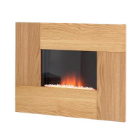 Adam Nexus Oak Electric Fire