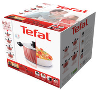 Tefal Tempo 4 Piece Pan Set