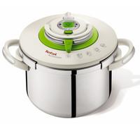 Tefal Nutricook 6L Stainless Steel Pressure Cooker