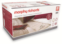 Morphy Richards 600002 Double Fleece Underblanket