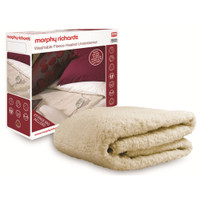 Morphy Richards 600003 Double Dual Control Fleece Underblanket