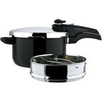Prestige 5 Litre Aluminium Smartplus Pressure Cooker