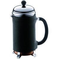 Bodum Nero Coffee Coat for Chambord Coffee Maker, Black