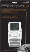Master Class Digital Cooking Thermometer and Timer