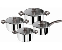 Tefal So Tasty 6 Piece Pan Set