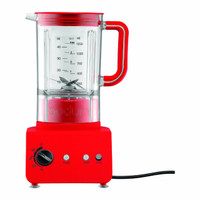 Bodum Bistro 1.25 Litre Blender in Red