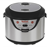 Tefal RK203 3-in-1 Rice Cooker, Steamer and Slow Cooker