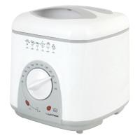 Lloytron E6010WH 1.0ltr Compact Deep Fryer in White