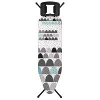 Brabantia Ironing Board with Iron Rest 124x38cm