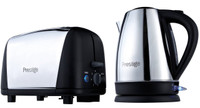 Prestige Create Kettle & Toaster Breakfast Set - Black
