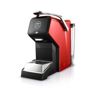 AEG Lavazza A Modo Espria Pod Coffee Machine in Red- LM3100RE-U