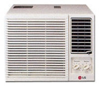 LG LWC1262 Window & Wall Mount Air Conditioner