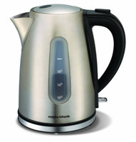 Morphy Richards 43902 Accents Jug Kettle in Brushed Steel