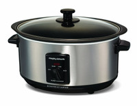 Morphy Richards 48701 Accents Sear and Stew Slow Cooker
