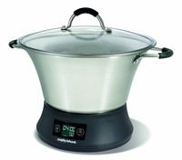 Morphy Richards 461007 Supreme Precision 3-in-1 Slow Cooker