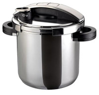 Raymond Blanc 5.5 Litre Stainless Steel Pressure Cooker