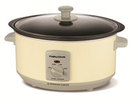 Morphy Richards Accents 460002 3.5 Litres Slow Cooker in Cream