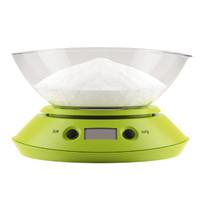Bodum Bistro Kitchen Scale in Green