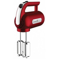 Dualit 89301 Hand Mixer in Metallic Red