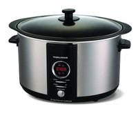 Morphy Richards Accents 461003 Digital Sear and Stew Slow Cooker 6.5lt