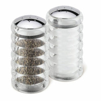 Cole & Mason Beehive Acrylic Salt & Pepper Shaker Set