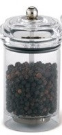 Cole & Mason Solo Pepper Mill Clear Top