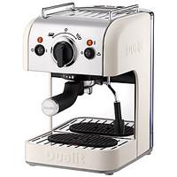 Dualit Espressivo 84403 Coffee Machine in Cream