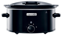 Crock-Pot 5.7 Litre Slow Cooker with Hinged Lid