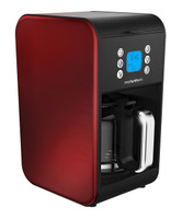Morphy Richards 162009 Pour Over Filter Coffee Maker in Red