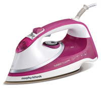 Morphy Richards 303123 Turbosteam Pro Pearl Ceramic Steam Iron