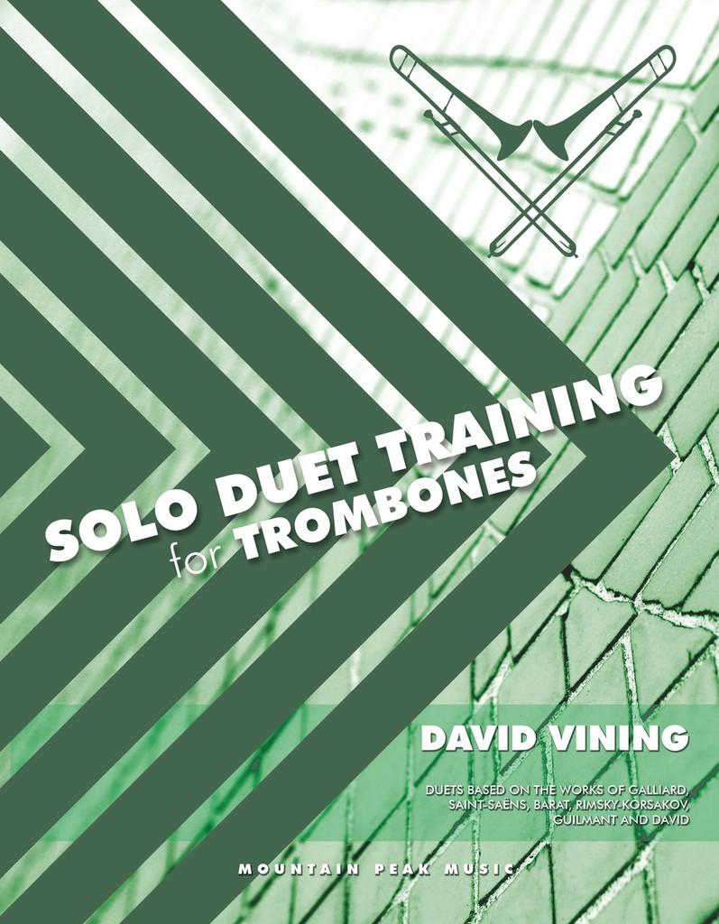 Solo Duet Training for Trombones