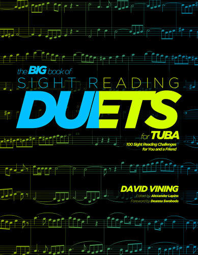 Big Book of Sight Reading Duets for Tuba
