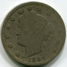 1894 Liberty Nickel G